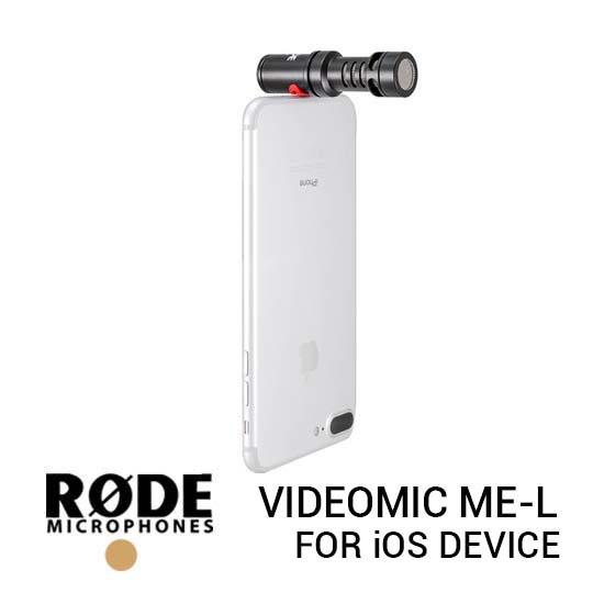 Jual Rode VideoMic Me-L Microphone Harga Murah dan Spesifikasi