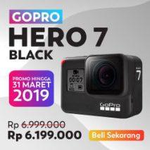 jual gopro hero 7 black toko kamera online plazakamera surabaya dan jakarta