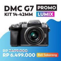 jual lumix g7 toko kamera online plazakamera surabaya dan jakarta