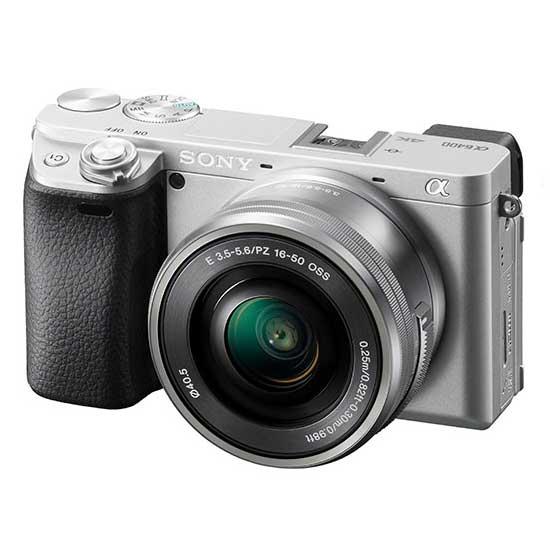 jual sony a6400 silver toko kamera online plazakamera surabaya dan jakarta