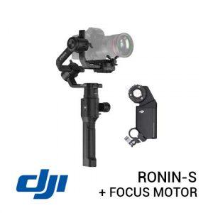 jual Bundling DJI Ronin-S + Focus Motor harga murah surabaya jakarta