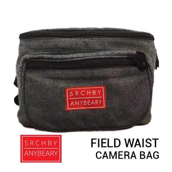 jual tas kamera AnyBeary Field Waist Grey harga murah surabaya jakarta