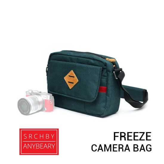 jual tas kamera AnyBeary Freeze Green harga murah surabaya jakarta