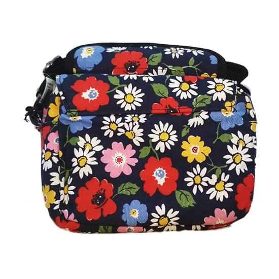 jual tas kamera AnyBeary Satchel Floral Colorful harga murah surabaya jakarta