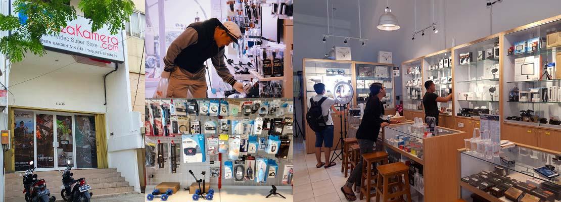 Toko Kamera Jakarta - Plaza Kamera