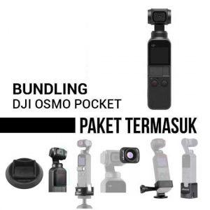 Jual DJI Osmo Pocket Bundling Harga Murah