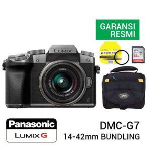 Panasonic Lumix DMC-G7 Kit 14-42mm Bundling new