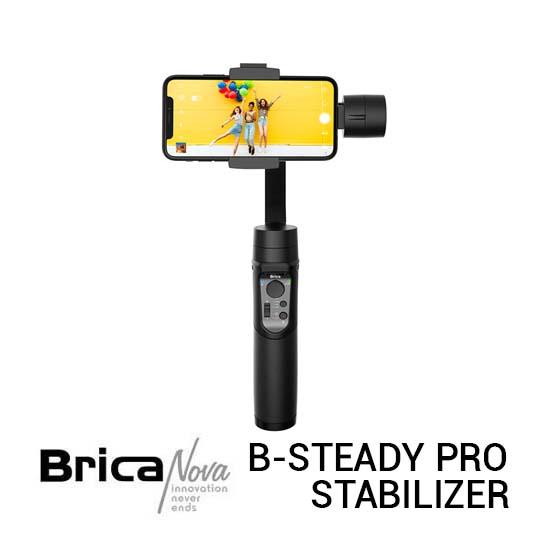 Jual Bricanova B-Steady Pro 3-Axis Smartphone Gimbal Harga Terbaik dan Spesifikasi