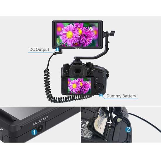 Jual Feelworld BLE-19E Power Adapter Harga Murah dan Spesifikasi