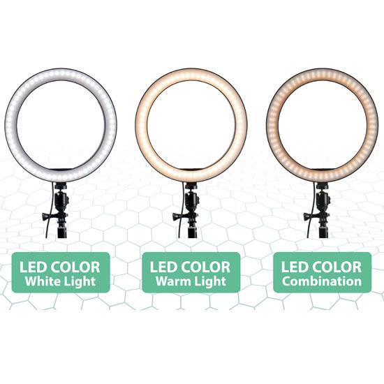 Jual Fotoplus Ring Light RL-10 Bi-Color Harga Murah Terbaik dan Spesifikasi