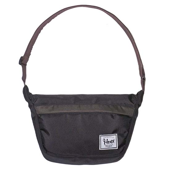 Jual HONX Sling Bag HNX 011 Black Harga Murah dan Spesifikasi