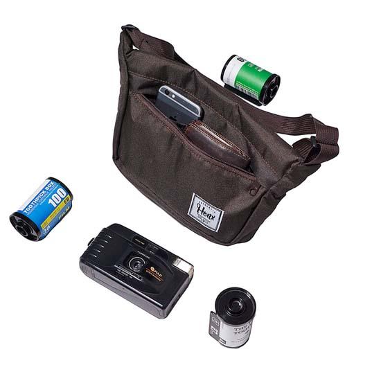 Jual HONX Sling Bag HNX 011 Brown Harga Murah dan Spesifikasi