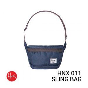 Jual HONX Sling Bag HNX 011 Navy Harga Murah dan Spesifikasi