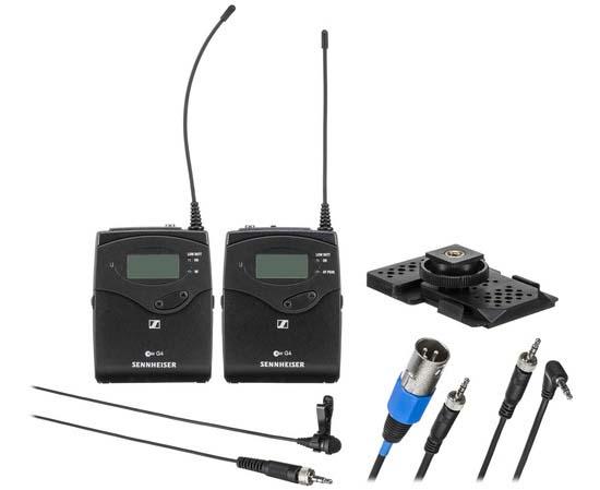 Jual Sennheiser EW 112P G4 Wireless Microphone Harga Terbaik dan Spesifikasi