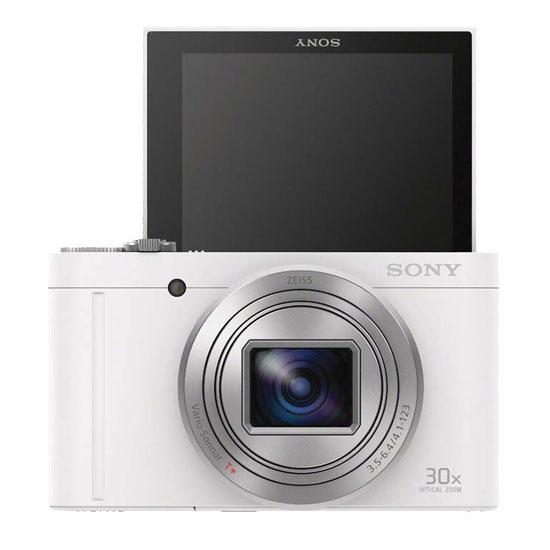 Jual Sony DSC-WX500 Cyber-Shot Camera White Harga Terbaik dan Spesifikasi