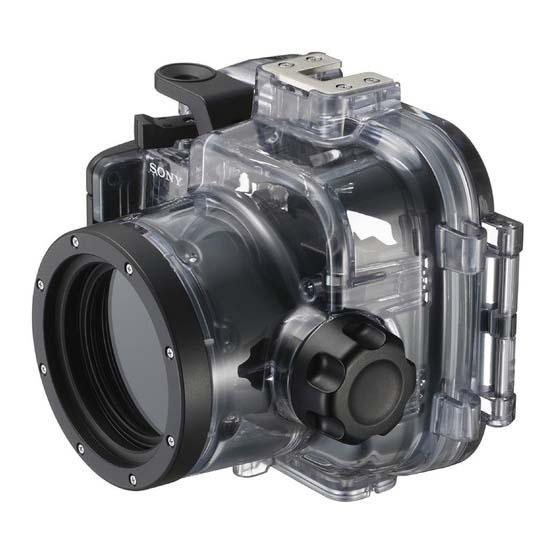 Jual Sony Underwater Housing for RX100 Harga Terbaik dan Spesifikasi