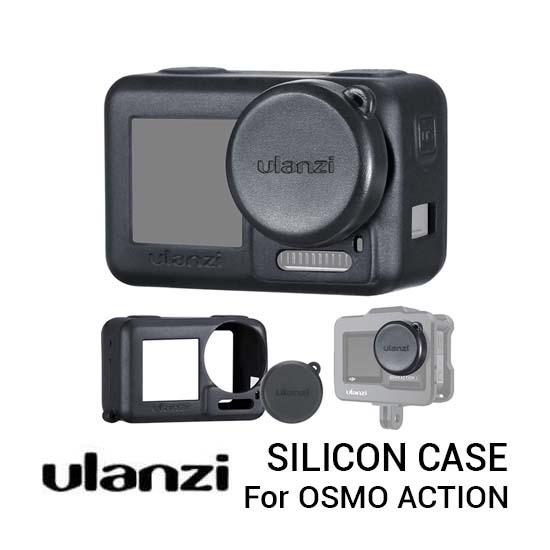 Jual Ulanzi OA-3 Silicon Case for DJI Osmo Action Harga Murah dan Spesifikasi