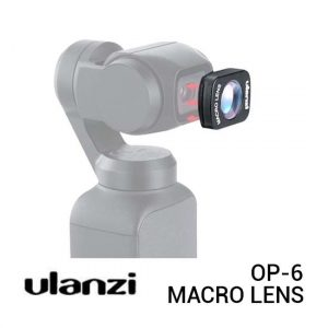 Jual Ulanzi OP-6 Macro Lens 10x for DJI Osmo Pocket Harga Murah dan Spesifikasi