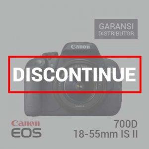 Jual Canon EOS 700D Kit EF-S 18-55mm IS II Harga Murah dan Spesifikasi