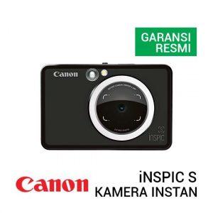 Jual Canon iNSPIC S Matte Black Harga Terbaik dan Spesifikasi