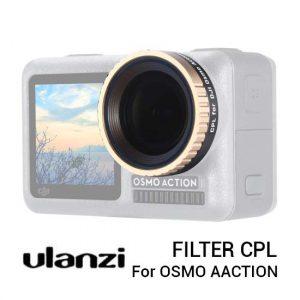Jual Ulanzi CPL Filter for DJI Osmo Action Harga Murah dan Spesifikasi
