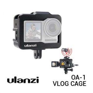 Jual Ulanzi OA-1 Vlog Cage for DJI Osmo Action Harga Murah dan Spesifikasi