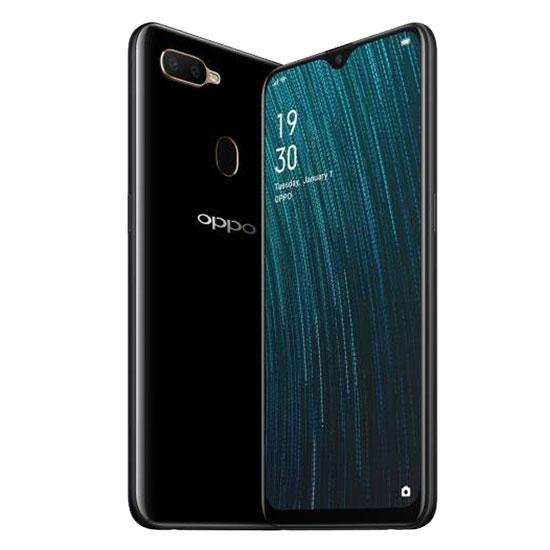 Oppo A5S 2/32GB Black Smartphone - Harga dan Spesifikasi