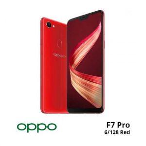 jual Oppo F7 Pro 6/128GB Red harga dan spesifikasi