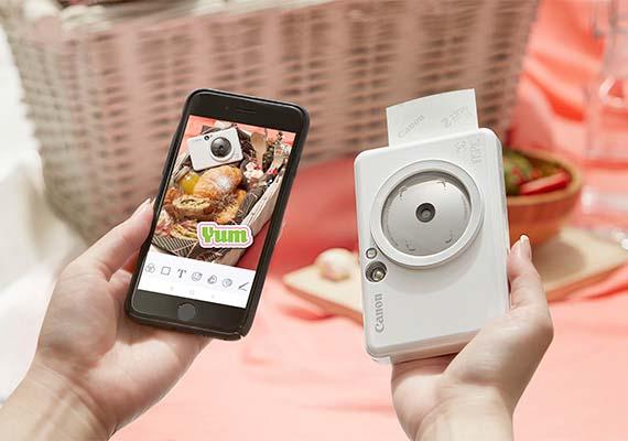 Thumb Canon iNSPIC S
