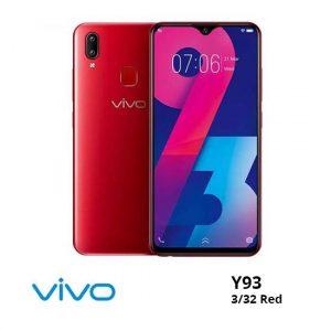 jual Vivo Y93 3/32GB Red harga dan spesifikasi
