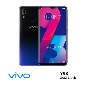 jual Vivo Y93 3/32GB Starry Black harga dan spesifikasi