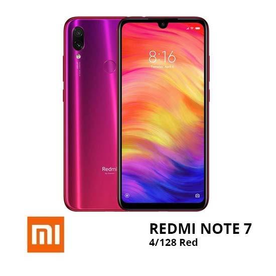 jual Xiaomi Note 7 4-128GB Red harga dan spesifikasi