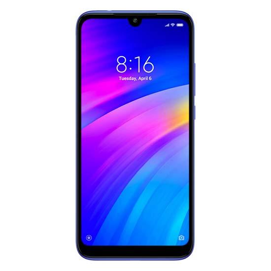 jual Xiaomi Redmi 7 3-32GB Blue harga dan spesifikasi