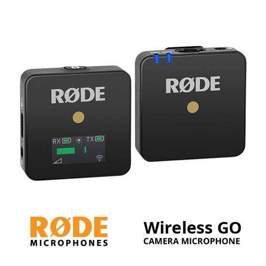 jual RODE Wireless GO Microphone harga murah spesifikasi surabaya dan jakarta