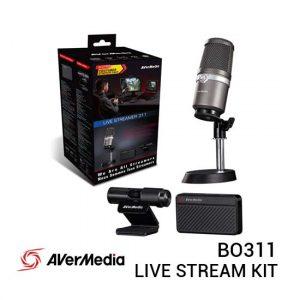 Jual AVerMedia BO311 live Streaming Kit 311 Harga Terbaik dan Spesifikasi