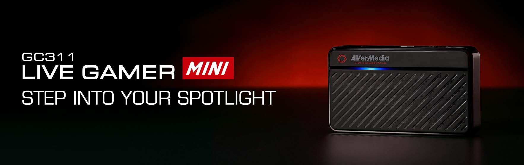 Jual AVerMedia GC311 Live Gamer Mini Harga Terbaik dan Spesifikasi