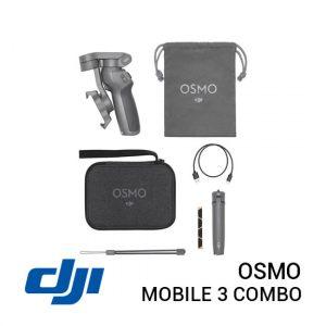 Jual DJI Osmo Mobile 3 Combo Kit Harga Murah Terbaik dan Spesifikasi