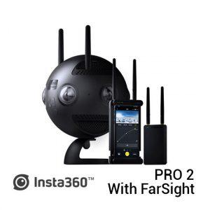 Jual Insta360 Pro 2 with FarSight Monitoring Harga Terbaik dan Spesifikasi