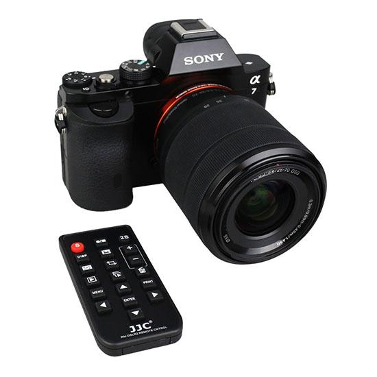 Jual JJC RM-DSLR2 IR Wireless Remote Harga Murah dan Spesifikasi