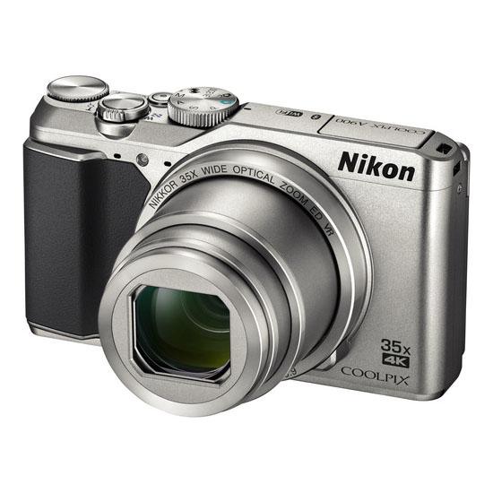 Jual Nikon Coolpix A900 Silver Harga Murah dan Spesifikasi