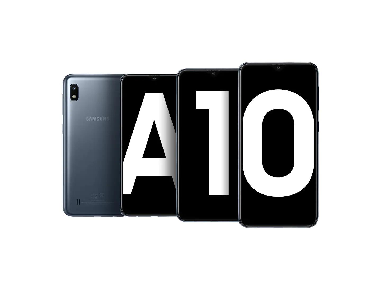 Jual Samsung Galaxy A10 2GB 32GB Black plazakamera a