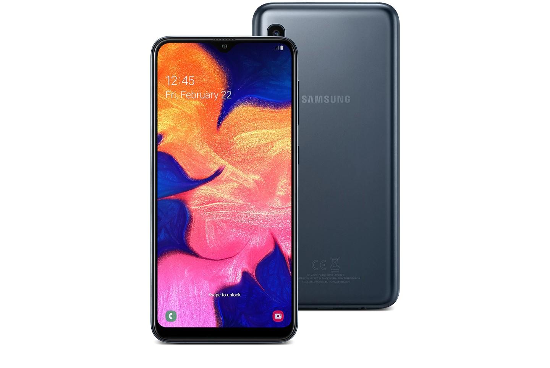 Jual Samsung Galaxy A10 2GB 32GB Black plazakamera c