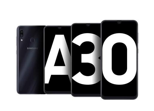 Jual Samsung Galaxy A30 4GB 64GB Black plazakamera surabaya jakarta a