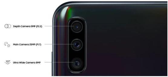 Jual Samsung Galaxy A50 6GB 128GB Black plazakamera a