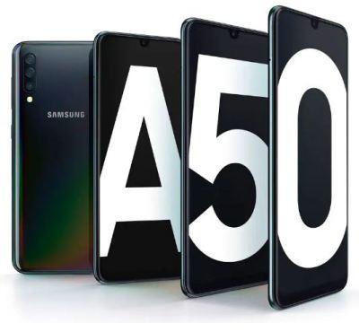 Jual Samsung Galaxy A50 6GB 128GB Black plazakamera e