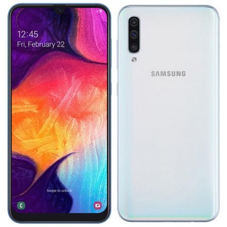 Jual Samsung Galaxy A50 6GB 128GB White plazakamera surabaya jakarta a
