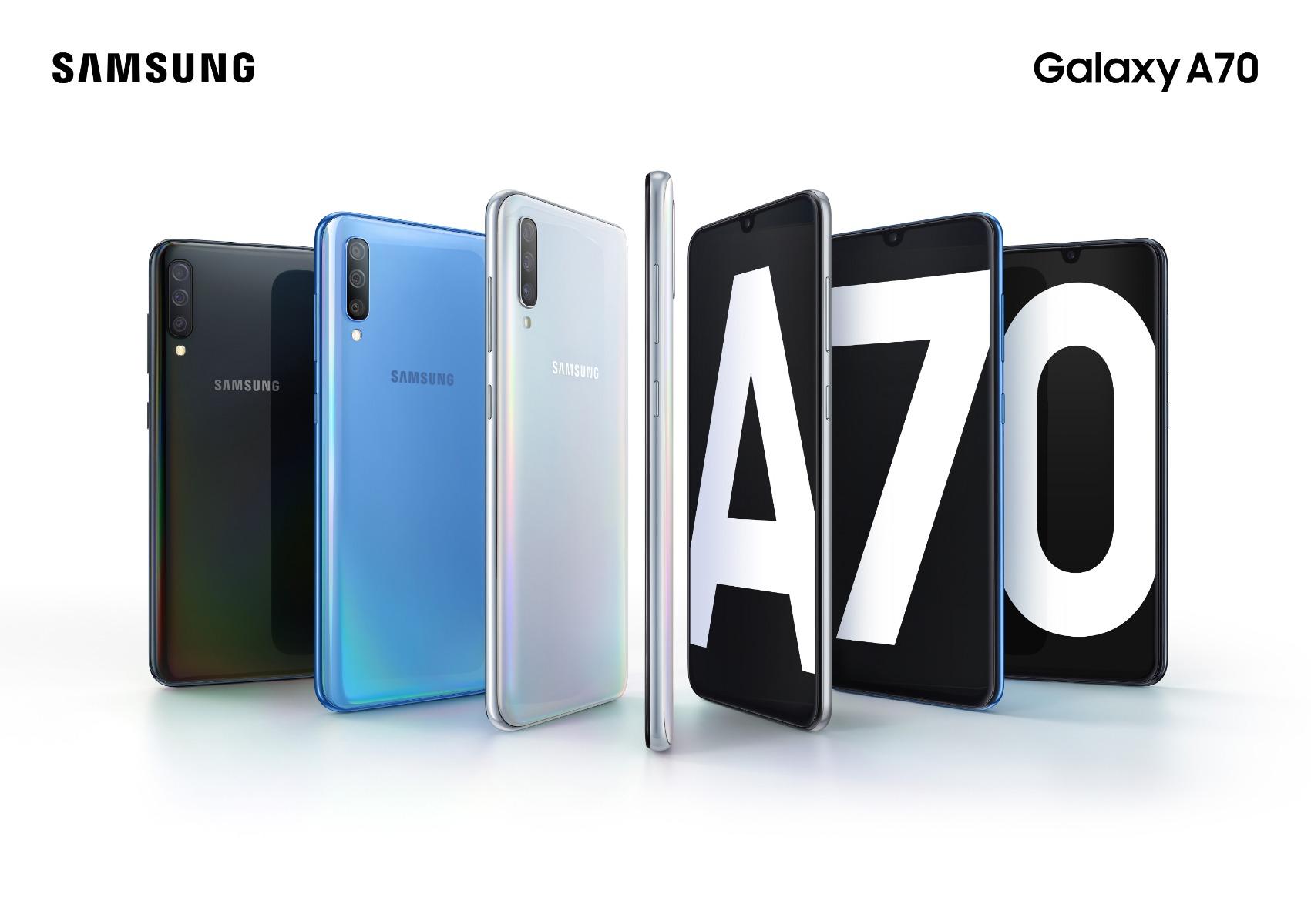 Jual Samsung Galaxy A70 6GB 128GB Plazakamera Surabaya Jakarta 1