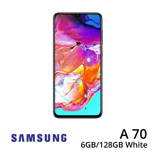 Jual-Samsung-Galaxy-A70-6GB-128GB-White-Plazakamera