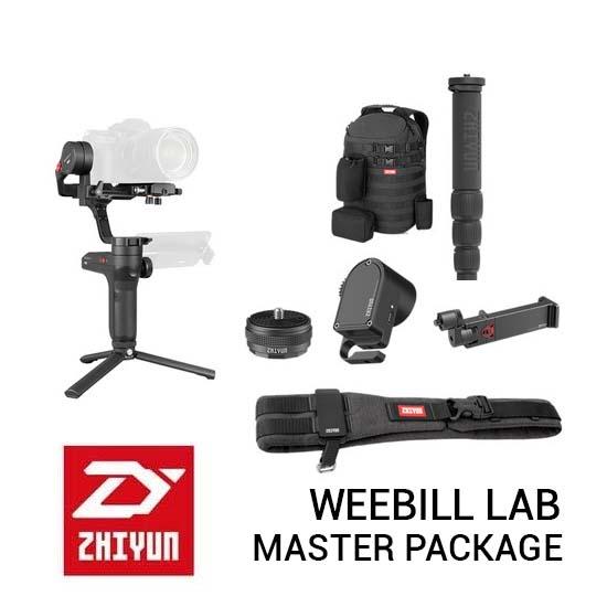 Jual Zhiyun WeeBill Lab Master Package Harga Murah dan Spesifikasi