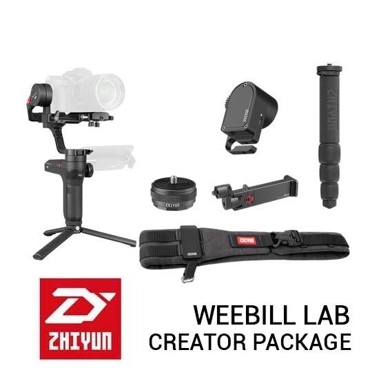 Jual Zhiyun Weebill Lab Creator Package Harga Murah dan Spesifikasi